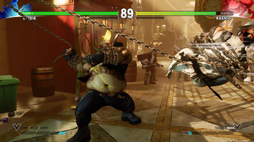 Screenshot 30 - Street Fighter V Deluxe Edition