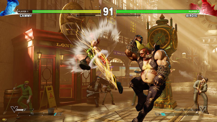 Screenshot 18 - Street Fighter V 2016 Season Pass