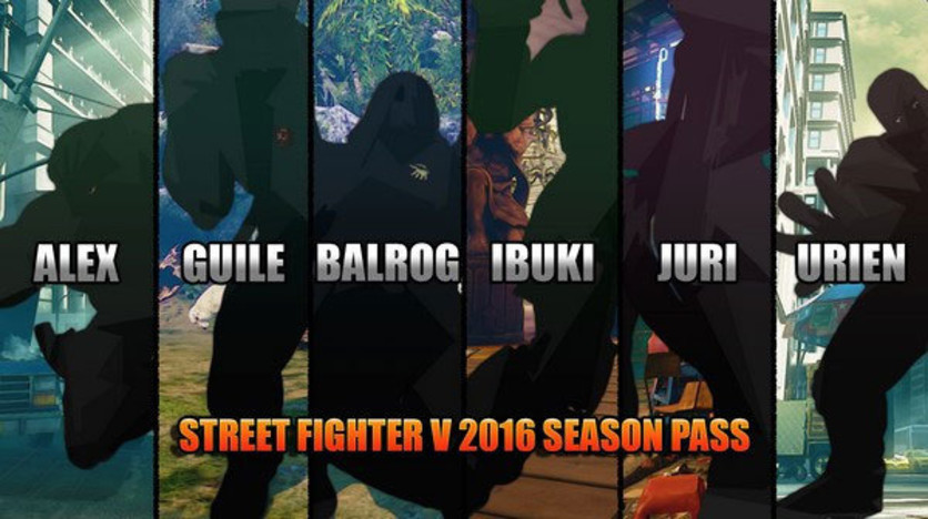 Screenshot 1 - Street Fighter V 2016 Season Pass