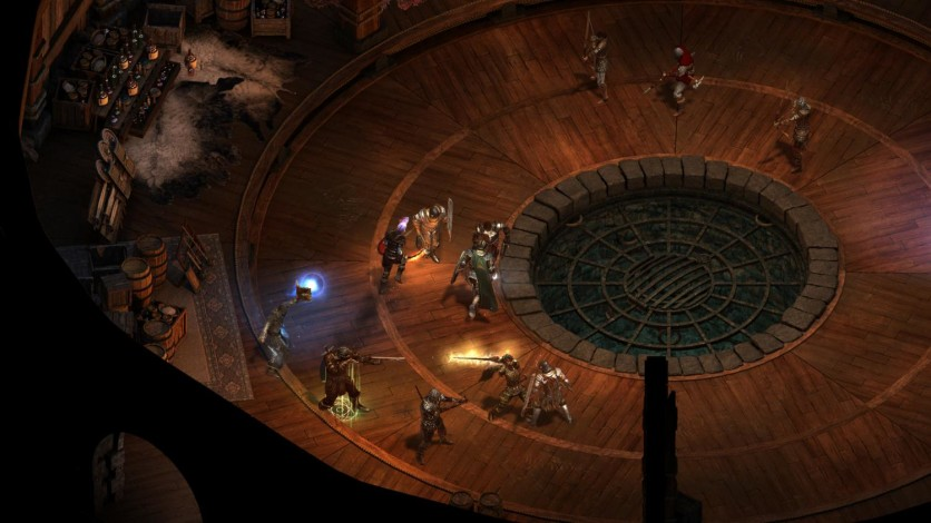 Screenshot 2 - Pillars of Eternity - The White March: Part 2