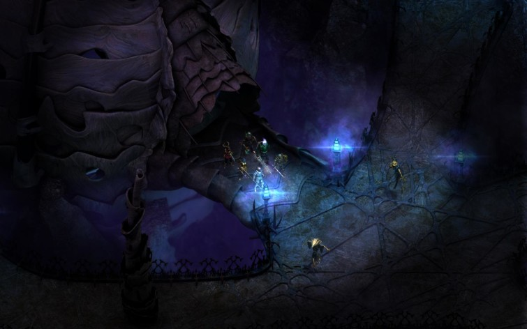 Screenshot 7 - Pillars of Eternity - The White March: Part 2