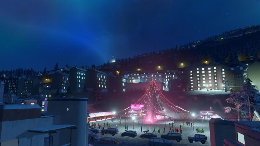 Screenshot 6 - Cities: Skylines - Snowfall