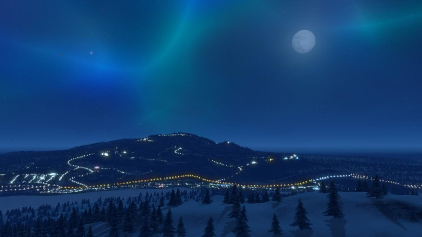 Screenshot 2 - Cities: Skylines - Snowfall