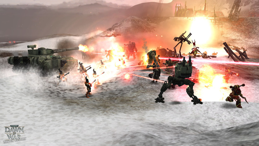 Screenshot 6 - Warhammer 40,000: Dawn of War - Winter Assault