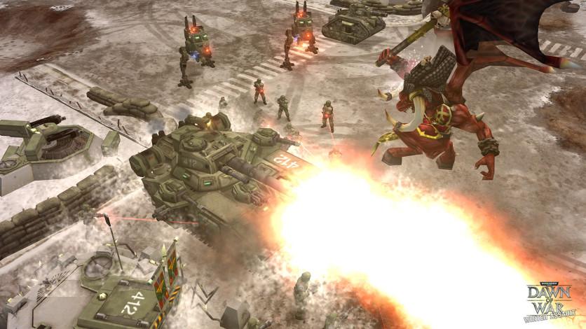 Screenshot 11 - Warhammer 40,000: Dawn of War - Winter Assault
