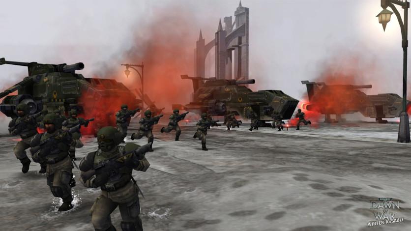Screenshot 12 - Warhammer 40,000: Dawn of War - Winter Assault