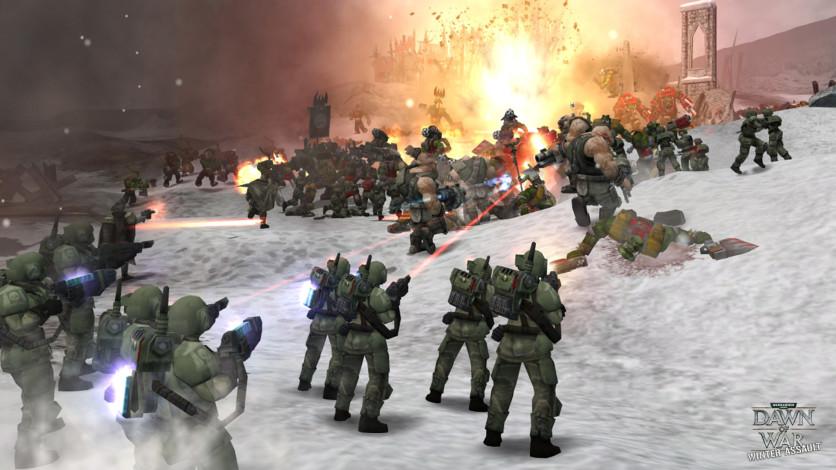 Screenshot 8 - Warhammer 40,000: Dawn of War - Winter Assault
