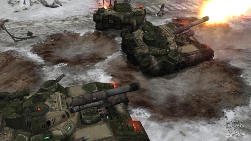 Screenshot 10 - Warhammer 40,000: Dawn of War - Winter Assault