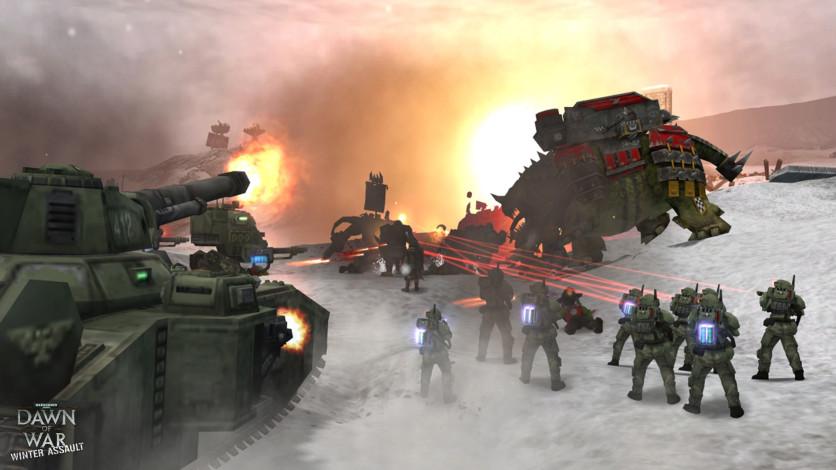 Screenshot 3 - Warhammer 40,000: Dawn of War - Winter Assault