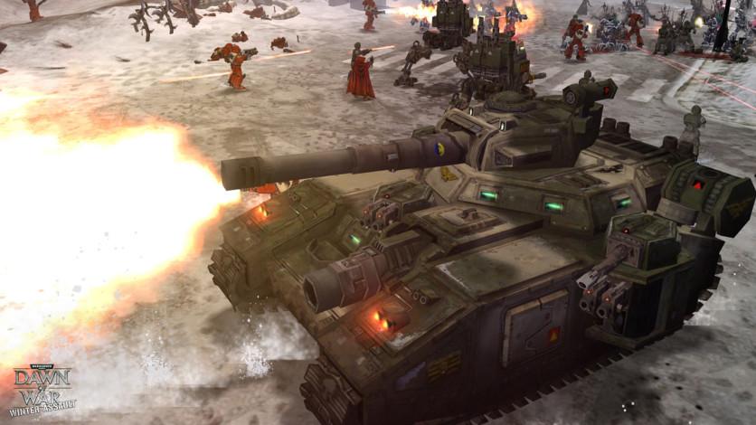 Screenshot 2 - Warhammer 40,000: Dawn of War - Winter Assault