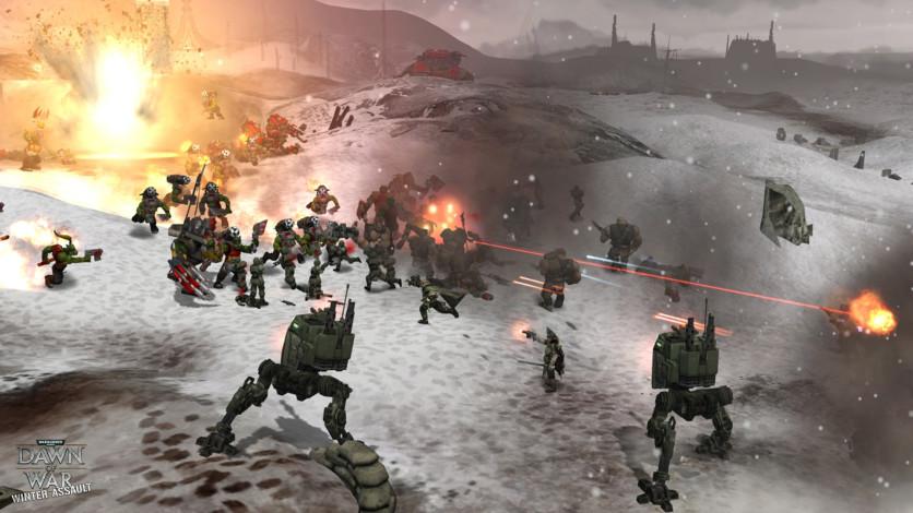 Screenshot 7 - Warhammer 40,000: Dawn of War - Winter Assault