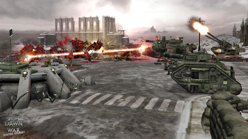 Screenshot 5 - Warhammer 40,000: Dawn of War - Winter Assault