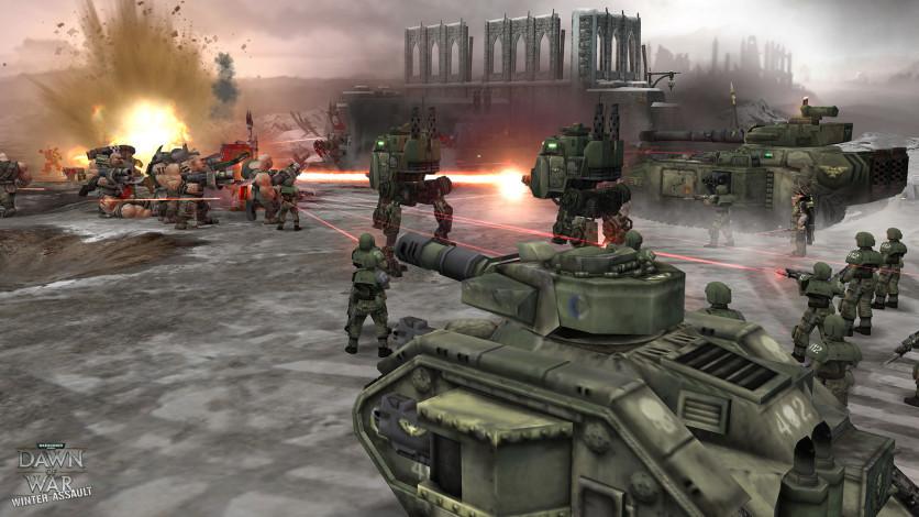 Screenshot 9 - Warhammer 40,000: Dawn of War - Winter Assault