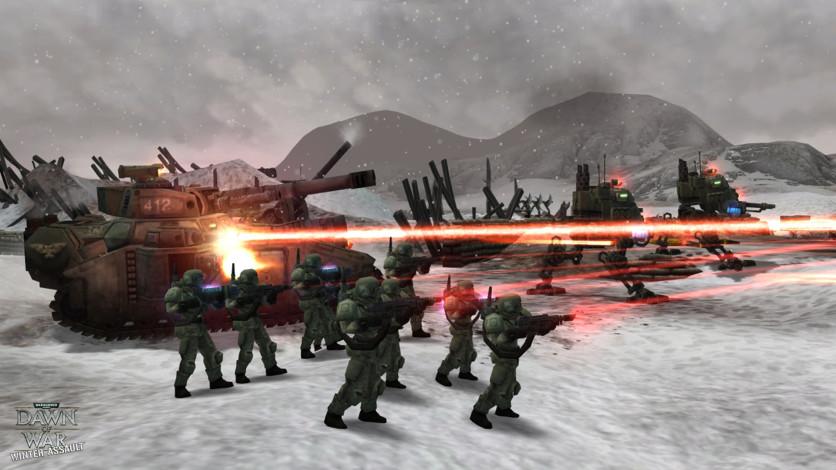 Screenshot 1 - Warhammer 40,000: Dawn of War - Winter Assault