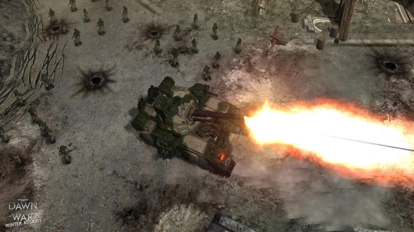 Screenshot 4 - Warhammer 40,000: Dawn of War - Winter Assault
