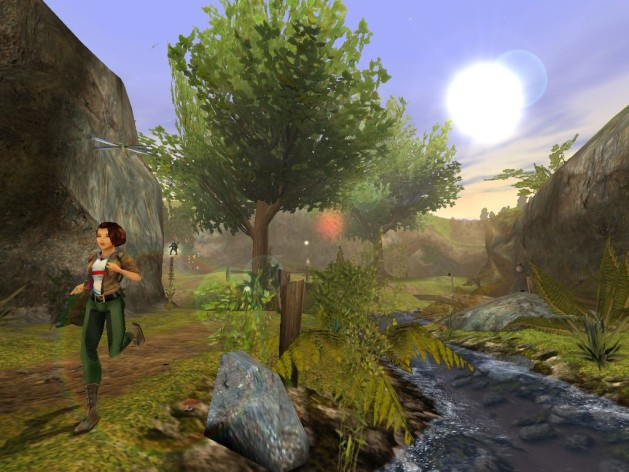 Screenshot 16 - Zanzarah: The Hidden Portal