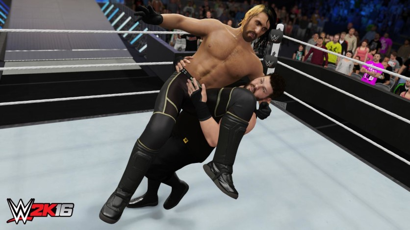 Screenshot 7 - WWE 2K16