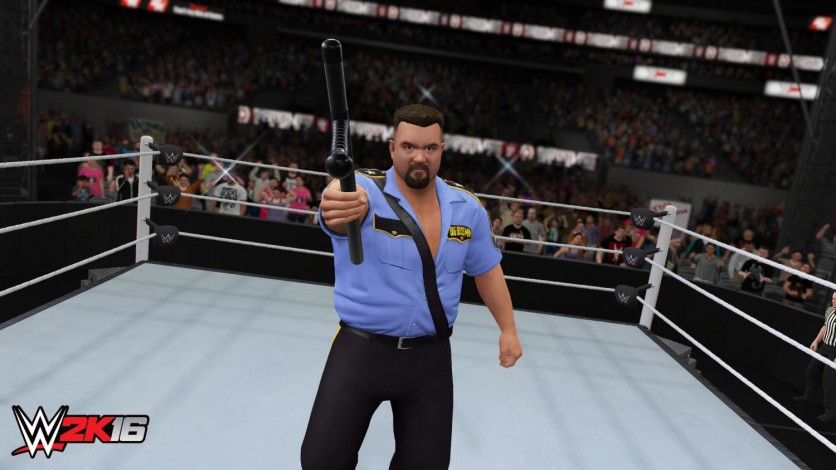 Screenshot 2 - WWE 2K16