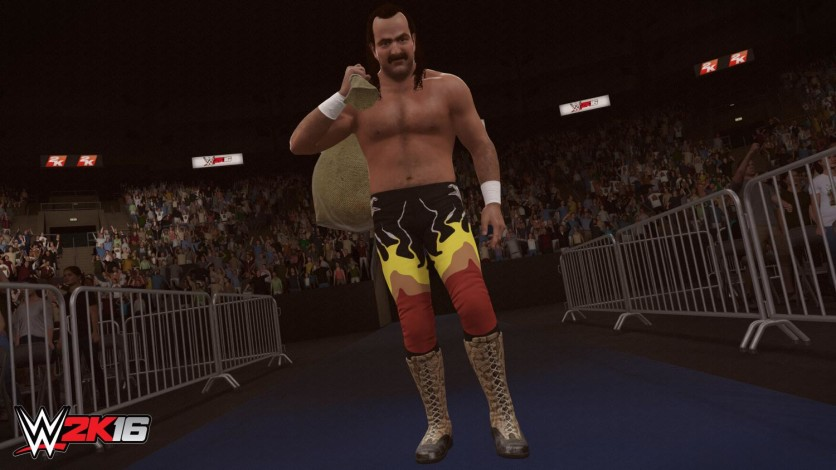Screenshot 6 - WWE 2K16