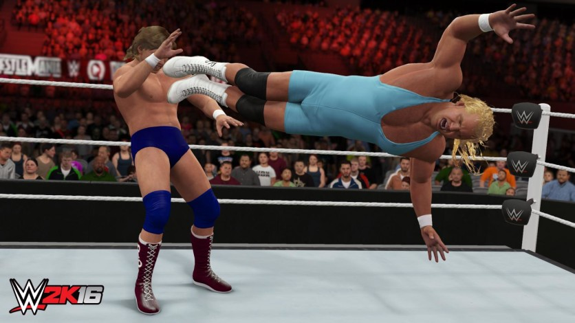 Screenshot 9 - WWE 2K16