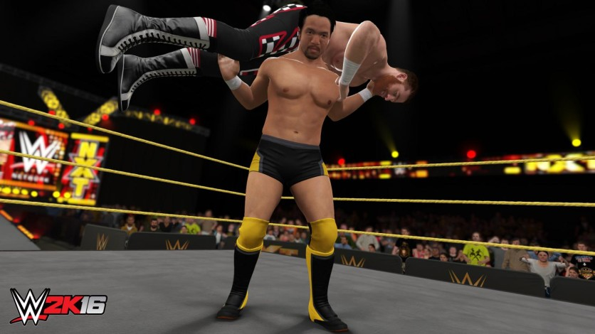 Screenshot 4 - WWE 2K16