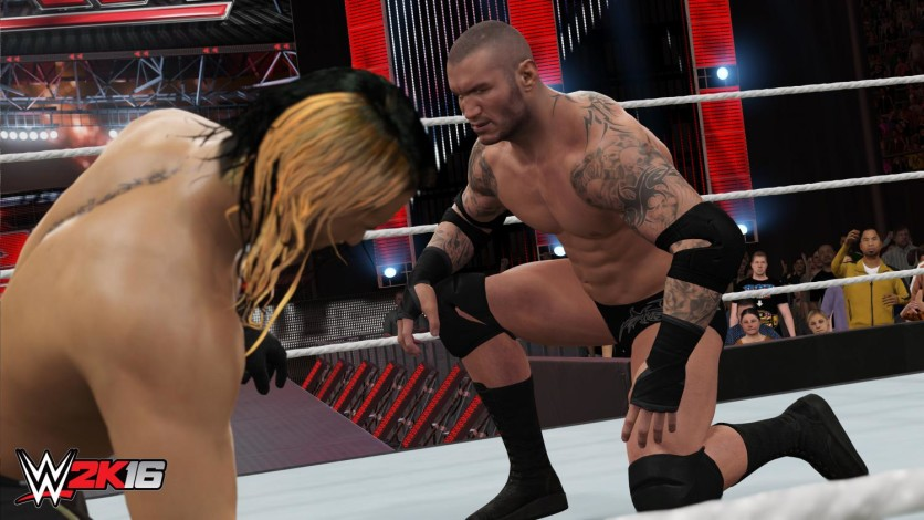 Screenshot 10 - WWE 2K16