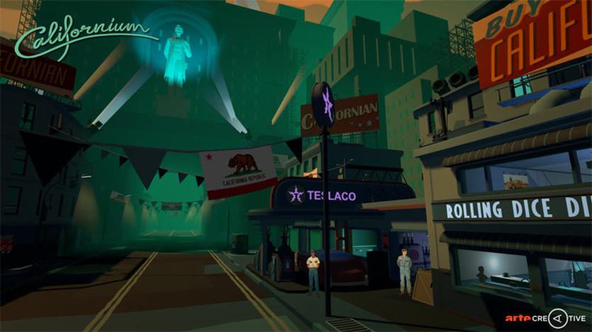 Screenshot 4 - Californium
