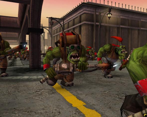 Screenshot 4 - Warhammer 40,000: Dawn of War - Game of the Year