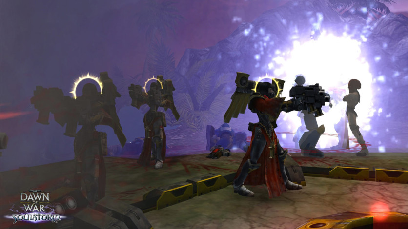 Screenshot 10 - Warhammer 40,000: Dawn of War - Soulstorm