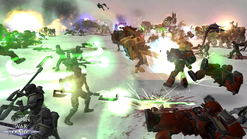 Screenshot 11 - Warhammer 40,000: Dawn of War - Soulstorm