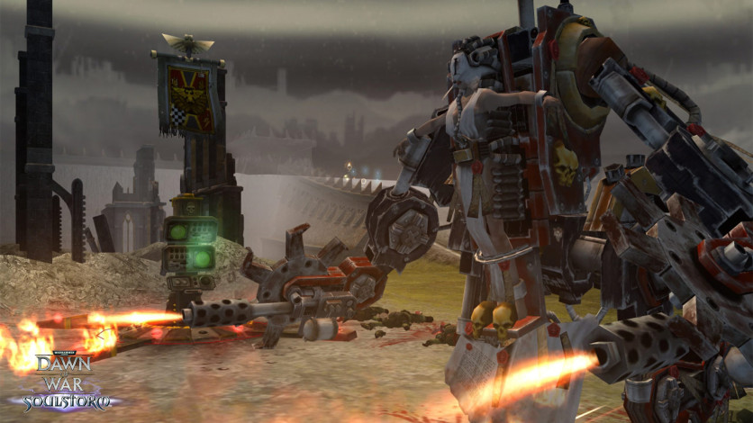 Screenshot 5 - Warhammer 40,000: Dawn of War - Soulstorm