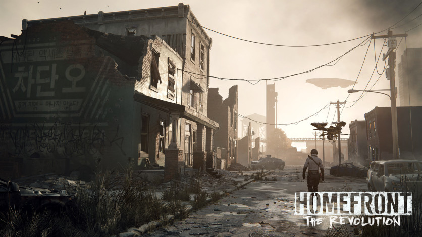 Screenshot 17 - Homefront: The Revolution