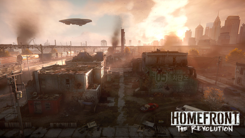 Screenshot 13 - Homefront: The Revolution