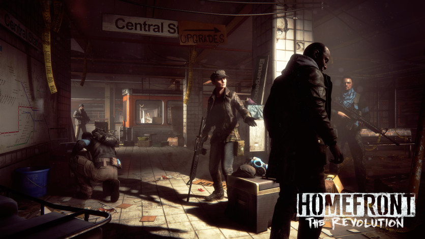 Screenshot 14 - Homefront: The Revolution