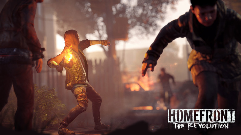 Screenshot 15 - Homefront: The Revolution
