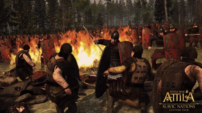 Screenshot 3 - Total War: ATTILA - Slavic Nations Culture Pack