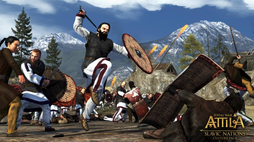 Screenshot 7 - Total War: ATTILA - Slavic Nations Culture Pack