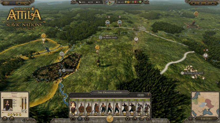 Screenshot 2 - Total War: ATTILA - Slavic Nations Culture Pack