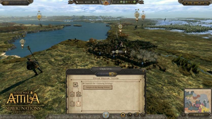 Screenshot 1 - Total War: ATTILA - Slavic Nations Culture Pack