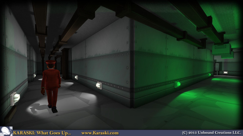 Screenshot 12 - Karaski: What Goes Up...