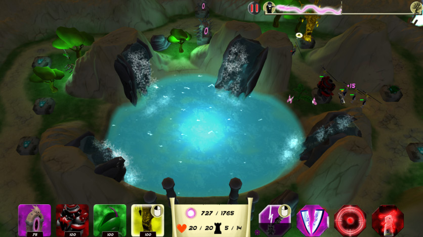 Screenshot 2 - Yrminsul