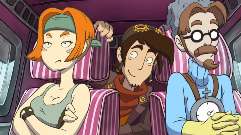 Screenshot 7 - Deponia Doomsday