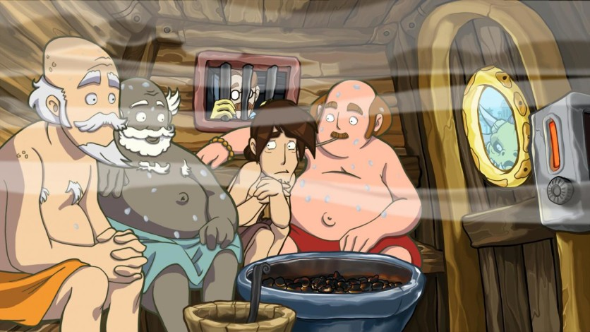Screenshot 9 - Deponia Doomsday