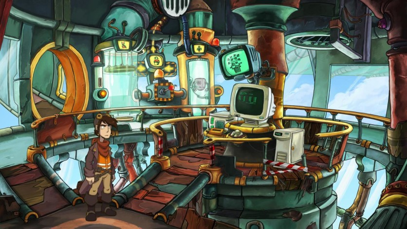 Screenshot 5 - Deponia Doomsday