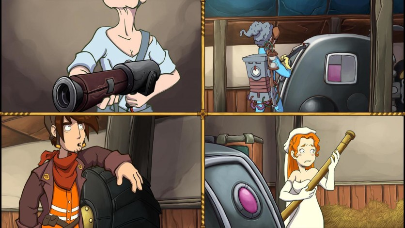 Screenshot 12 - Deponia Doomsday
