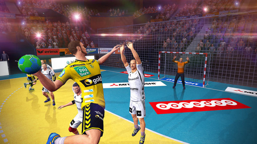 Screenshot 6 - Handball 16