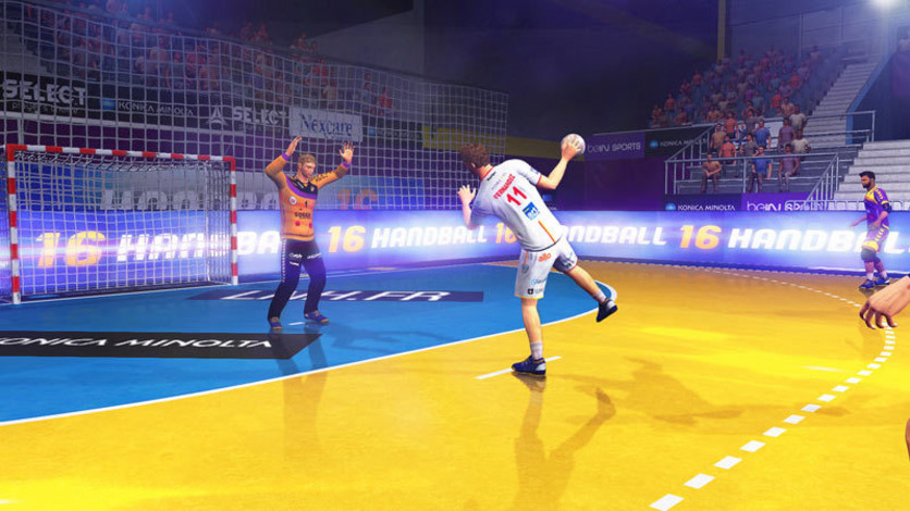 Screenshot 5 - Handball 16