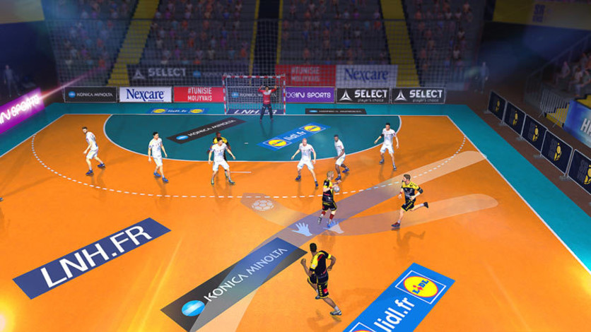 Screenshot 3 - Handball 16
