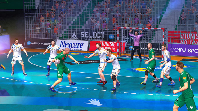 Screenshot 4 - Handball 16