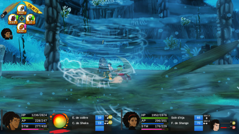 Screenshot 8 - Aurion: Legacy of the Kori-Odan